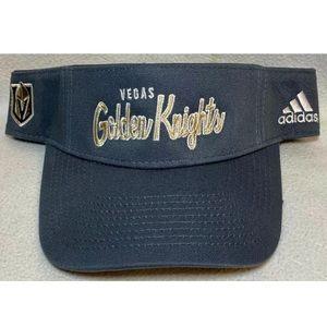 Vegas Golden Knights Adidas Visor Hat Cap NEW